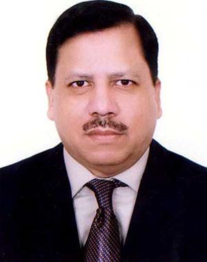 Dr M M Khan