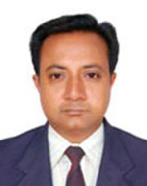 Dr Chayan Kumar Saha
